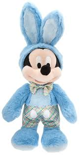 easter mickey mouse disney easter 2018 mickey mouse exclusive 14 plush blue bunny