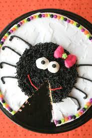 munchkin munchies checkerboard spider cake