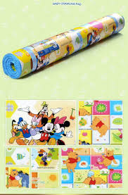 Baby Carpet Baby Toys Infant Crawling Mat Baby Rug Puzzle Mat Mickey Mouse