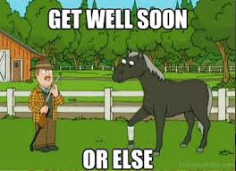 funny get well soon pictures