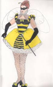 queen bee highball halloween 2009 u2014 shiree houf