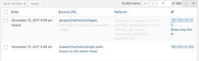 redirection u2014 wordpress plugins