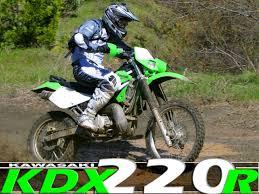 Kawasaki Kdx Brief About Model