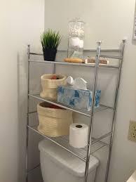 Bathroom Space Saver Shelves Mainstays 3 Shelf Bathroom Space Saver Nautilusmode