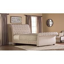 King Upholstered Sleigh Bed Sleigh Upholstered Beds You U0027ll Love Wayfair