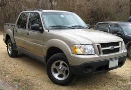 2002 ford explorer sport trac information and photos zombiedrive
