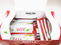 Teh Diet kawaii fuku wrp 6 days diet pack wrp diet tea