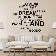 popular dream love quote buy cheap dream love quote lots from love dream wall decals quote decorations living room sticker bedroom wallstickers kids room decoration china