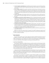 chapter 10 automobile access and park and ride guidelines for page 100