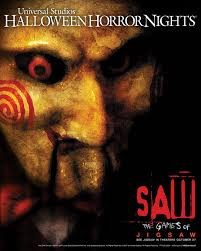 lionsgate u0027s horror blockbuster franchise u0027saw u0027 sets the ultimate