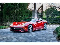 Ferrari F12 Convertible - classic ferrari for sale on classiccars com 325 available