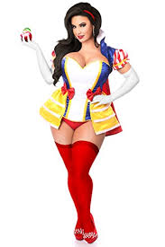 Glitter Halloween Costumes Women U0027s Size Snow White Halloween Costume Ca 159