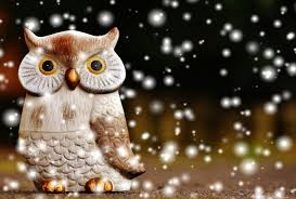 free images snow winter animal cute decoration ceramic
