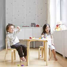 The Desk Set Play Svan Play With Me Toddler Table Chairs Set