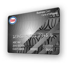 Card For Business Cards Esso Fuel Card For Business Commercial Esso Fleet Cards