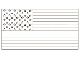 Free American Flag Coloring Pages Of The We Are All Magical Flag Color Page