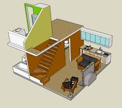 home designs interior sketchup 3d tiny house designs