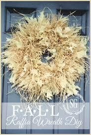 four fab fall wreath diy s stonegable