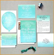 do it yourself wedding invitation kits teal wedding invitations kits and unique blue and white