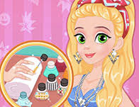 nails games for girls games
