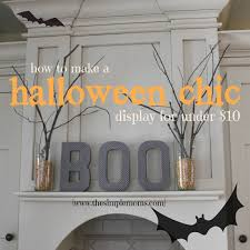 halloween wall cover diy halloween decorations you can make for under 10 where u0027d my