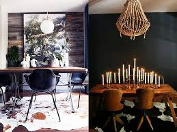cowhides and dining rooms design seeker