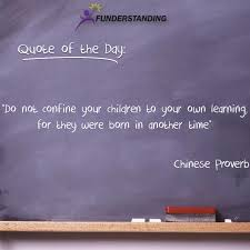quote about right time educational quotes funderstanding education curriculum and
