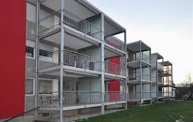 stahlbau balkone metallbau herren ag arch wir fertigen treppen geländer