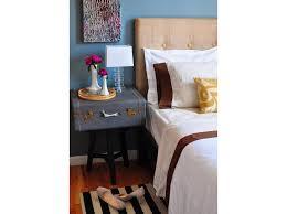 nightstand ideas eclectic bedroom scheer