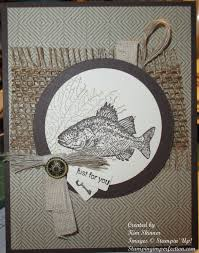 a masculine card by the tide with stampin u0027 up stamping imperfection