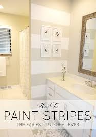 cool bathroom paint stripe ideas 343713cb645e253a70edebec10ca348c