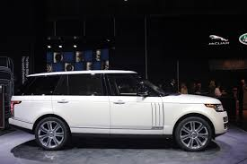 range rover autobiography custom ultra luxury range rover model teased for nyias premiere