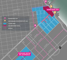 Embarcadero Bart Station Map by San Francisco Big Game Travel Tips U2014 Lyft Blog
