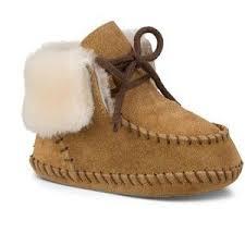 ugg boots child mini premium australian sheepskin ugg baby sparrow sheepskin lined moccasin baby clothing