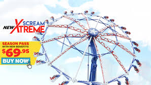 Kentucky Kingdom Six Flags 2018 New Screamxtreme Jpg