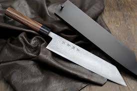 zdp 189 kitchen knives suminagashi blue steel yoshihiro cutlery