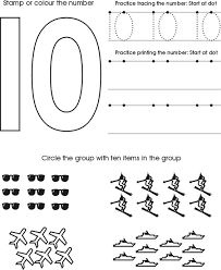 free worksheets prek printables free math worksheets for