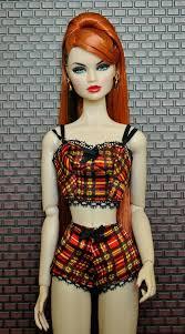 Seeking Doll 116 Best The Tartan Look Images On