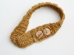 crochet headband crochet headband free cable stitch headband pattern
