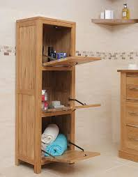 frameless picture hanging white and dark wood combination of hanging cabinet brown glossy sink