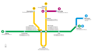 Ttc Subway Map by Run Information U2013 Sporting Life 10k Toronto