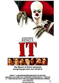 amazon com it 2017 movie poster stephen king pennywise 24in