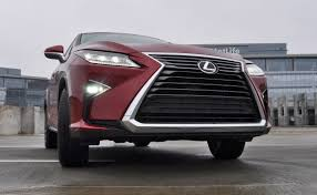 lexus rx 350 luxury package first drive review 2016 lexus rx350 fwd luxury package 20