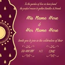 wedding invitation india new create a wedding invitation and 78 whatsapp wedding invitation