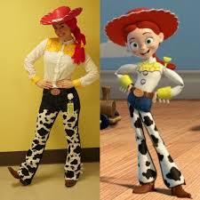 Toy Story Jessie Halloween Costume Toy Story Jessie Kostüm Selber Machen Kostüm Idee Zu Karneval