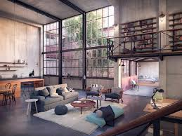 40 Incredible Lofts That Push Luxurious Living Room Design With Modern Classic Interior
