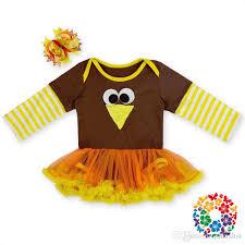 2018 thanksgiving baby tutu dress 0 3 years sleeve baby