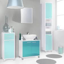 Meuble Salle De Bain Bleu by Cuisine Meuble Sous Lavabo Turquoise X P X H Cm Meuble Salle De