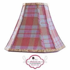 plaid l shades tartan chandelier lshade shade 4