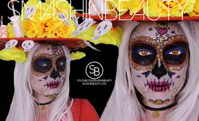 la muerte costume the book of la muerte makeup tutorial dia de los